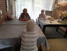Mariahof  Oldenzaal richt voorkamer in voor veilig contact