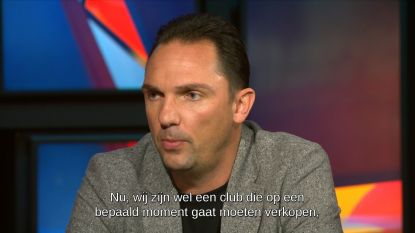 """De Condé over eventuele transfers van sterkhouders: """"We zijn een club die op een bepaald moment zal moeten verkopen"""""""