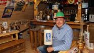 Bij Ruben is het elke dag Oktoberfest: zolder staat vol authentieke Duitse meubels en bierpotten