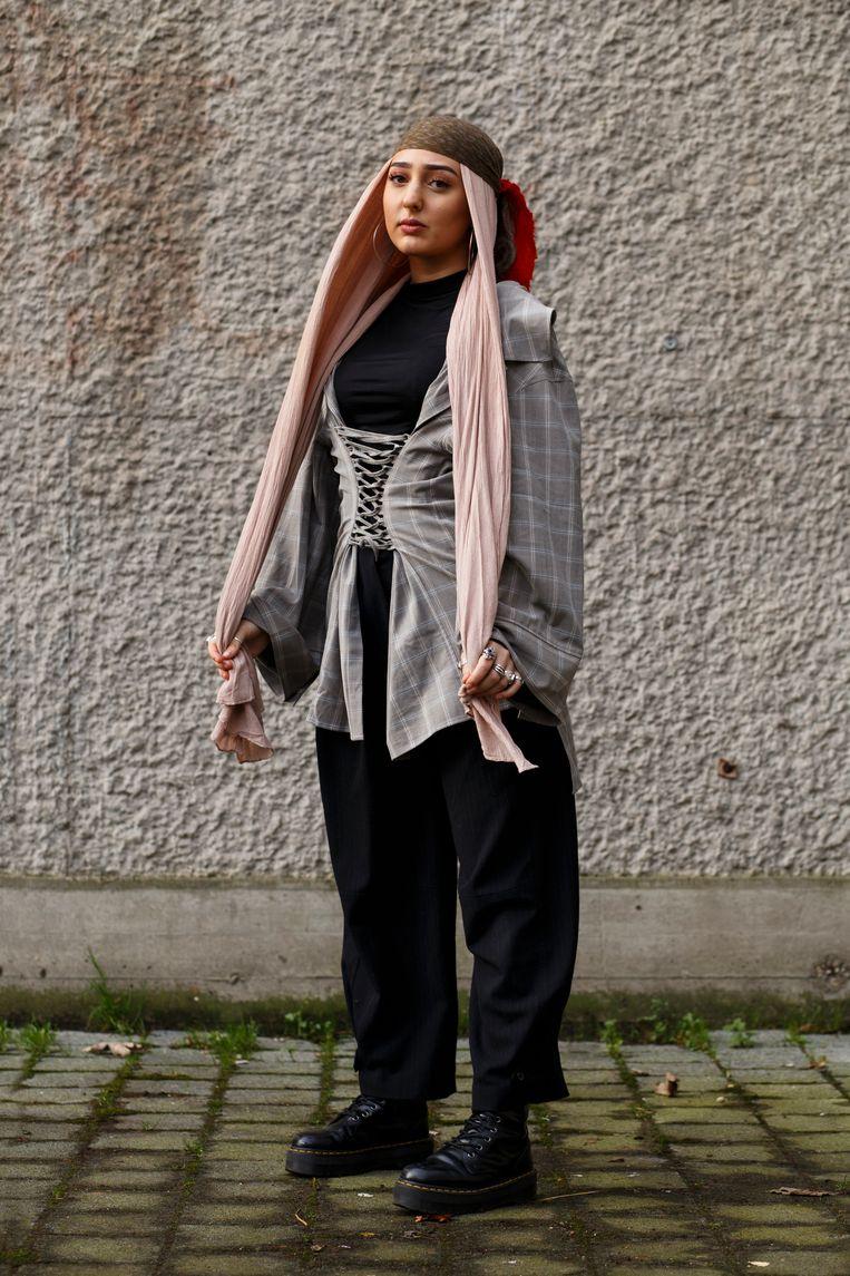 Hilal Tapan (21) Beeld Wollaert Carly