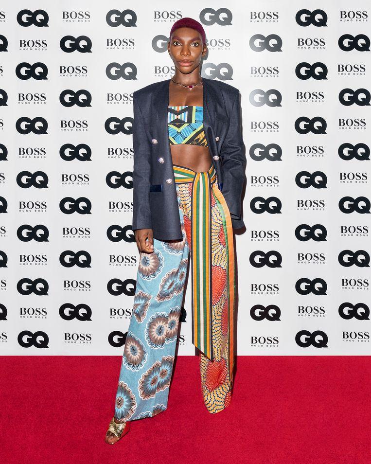 Michaela Coel. Beeld British GQ for Conde Nast via Ge