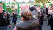 Bikers uit heel België escorteren gepest meisje naar school nadat ze zelfmoord wilde plegen