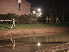 Gaslek in water Bruistensingel Den Bosch