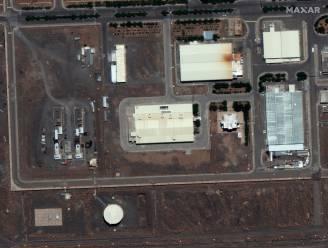 Iran vervangt beschadigd nucleair complex