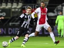 Heracles kan Ajax niet voor de vierde keer in eigen huis verrassen: 0-2