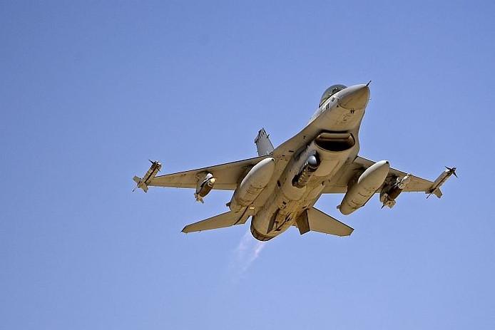 Een F16. Foto: ANP