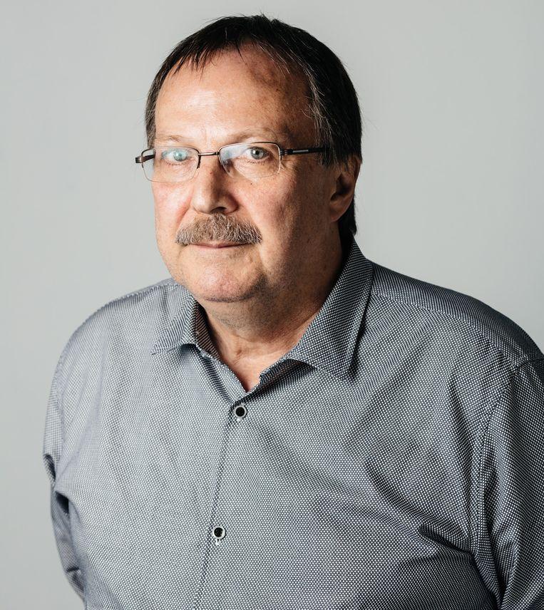 Jan Temmerman Beeld Wouter Van Vooren