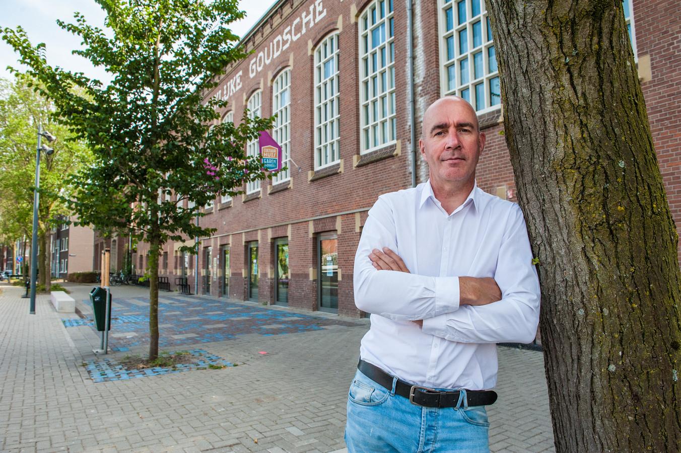 Arjan van Essen (49): ,,Mensen met een verslaving vinden veel herkenning en erkenning in mijn verhaal.''