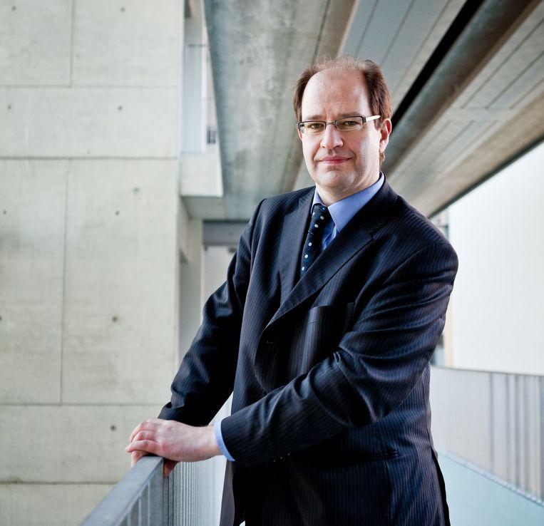 Hoogleraar Marc Hooghe wordt genoemd in een zaak van wetenschapsfraude.  Beeld ID Emy Elleboog