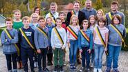 Meisjes boven in Haacht: Anke (12) vierde vrouwelijke kinderburgemeester