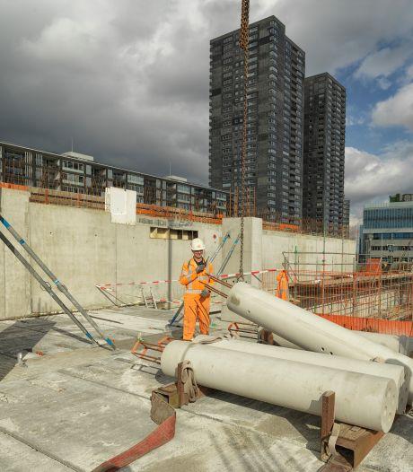 Hoogbouw in Rotterdam: geen joekel van 400 meter, maar gestaag de hoogte in