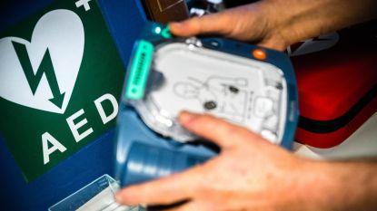 Rode Kruis geeft gratis cursus werken met defibrillator