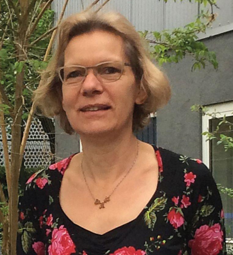 Titia Wolterbeek Beeld
