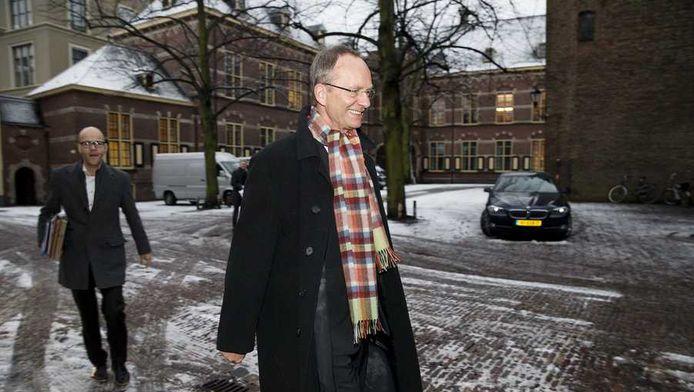 Minister Henk Kamp (Economische Zaken)