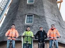 BAM Nieuwleusen mobiliseert mtb'ers voor Make-A-Wish-tocht rond Ommen