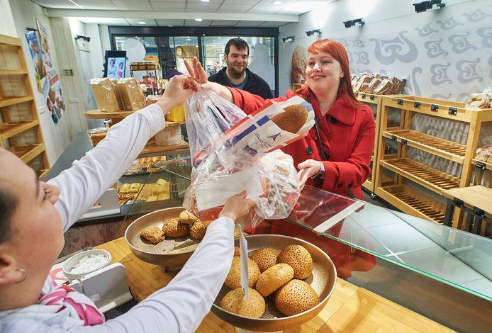Bakkerij Bekkers uit Uden doet mee met de anti-verspillingsapp Too Good To Go.