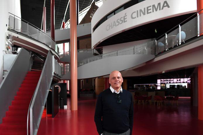 Directeur Ruud van Meijel van het Chassé Theater.