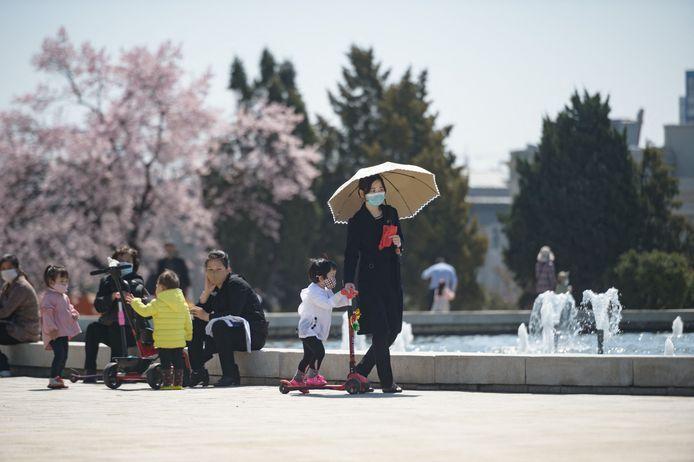 Op dit moment is er amper buitenlandse hulp voor de inwoners van Noord-Korea.
