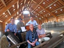 Schaapskooi in Haaksbergen wordt concertzaal