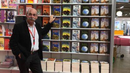 """Ludo Geluykens staat op Boekenbeurs met nieuwste thriller: """"Nederlanders komen speciaal naar Ranst om locaties uit m'n boeken te bezoeken"""""""