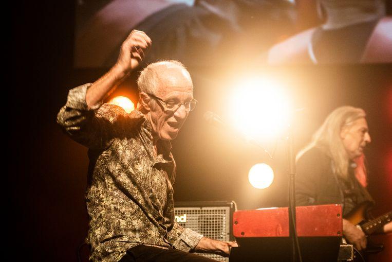 Raymond van het Groenewoud 70jaar De Roma  Beeld Alex Vanhee