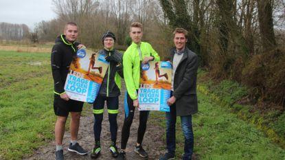"""MASPOE organiseert Trage Wegen Loop in Oordegem: """"Eerste editie wordt ongewild een beetje een trail"""""""