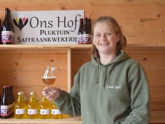"""Ons Hof brengt bier met zelfgekweekte saffraan op de markt: 'Meirntre is een blonde van 7 graden alcohol"""""""