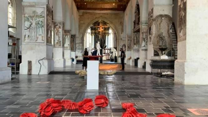 Hedendaagse kunst krijgt hele zomer lang plekje in Truiense Begijnhofkerk