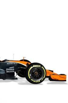 Alonso gecharmeerd van 'sexy' McLaren