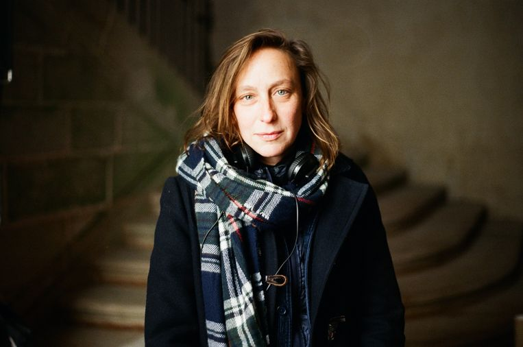 Regisseur Celine Sciamma  Beeld Claire Mathon