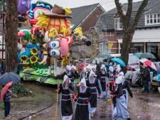 Voorspelde windstoten zetten carnavalsoptochten op de tocht: 'We houden het nauwlettend in de gaten'