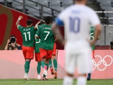 Le Mexique écoeure les Bleus en ouverture du tournoi olympique