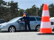 Contrôles renforcés aux frontières: une amende de 250 euros par personne dans le véhicule