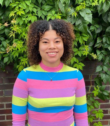 Jaleesa (21) vond poetsen als kind al leuk en is nu tandartsassistent in spe: 'Ik heb wat met bloed en pus'