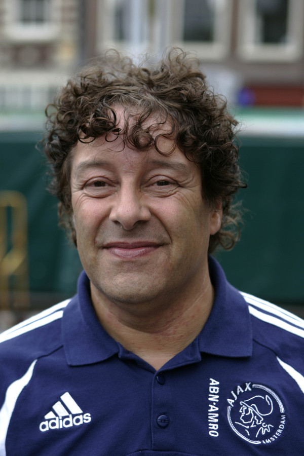Oud-teammanager van Ajax David Endt.