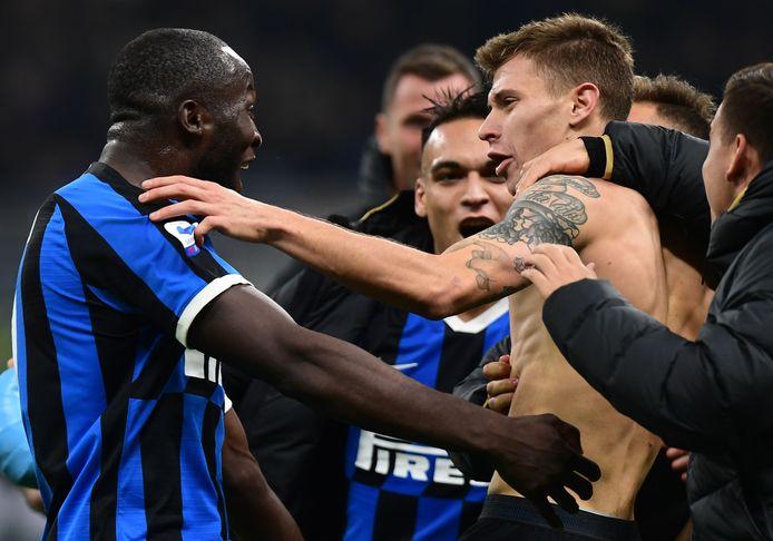 Une fois n'est pas coutume, Romelu Lukaku n'a pas marqué mais l'Inter s'est finalement imposé face à Vérone.