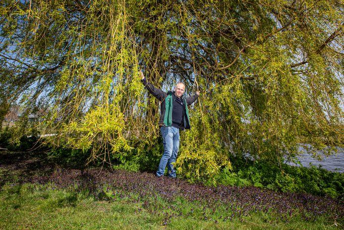 Bijlage Wonen & Tuin  Hovenier Sander Hoogland. Foto Rick Arnold