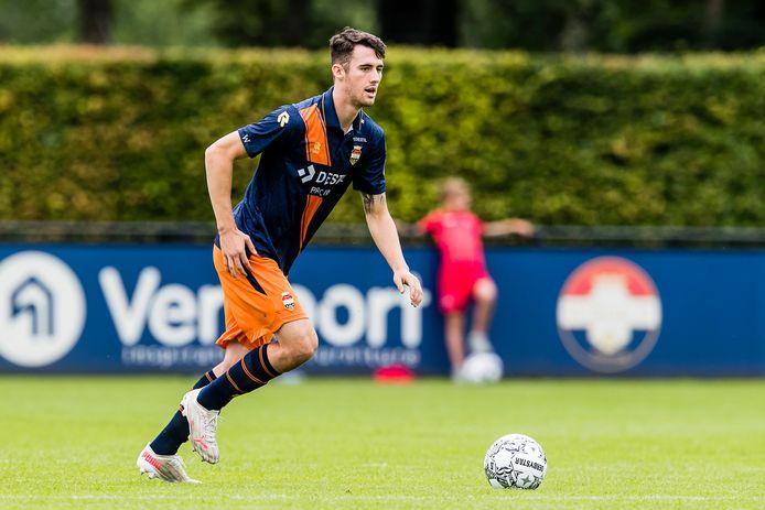 Dylan Ryan wil slagen bij Willem II.