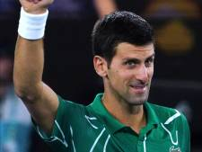 Djokovic rejoint tranquillement Federer en demi-finale