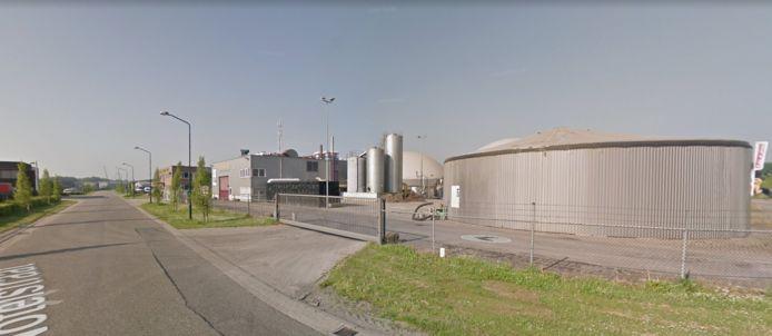 Een mestfabriek in Esbeek