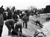 Hoogwaterjournaal 1 februari 1995: Bibberen achter de dijk in Ochten