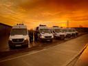 Bij de actie van de politie in Zeebrugge werden 40 politiemensen ingezet: ze controleerden op alle vermoedelijke schuilplaatsen en omgeving