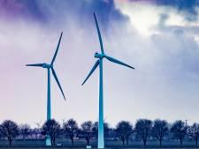 Reusachtige windturbines gaan provincie van stroom voorzien