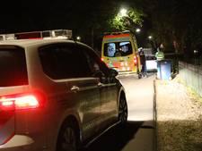 Inbrekers overlopen in Hoenderloo, bewoner gewond