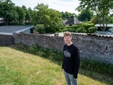 Duitsers roven Elburgse tuintje van Joodse Heintje en verpatsen het voor 300 gulden aan de kapper