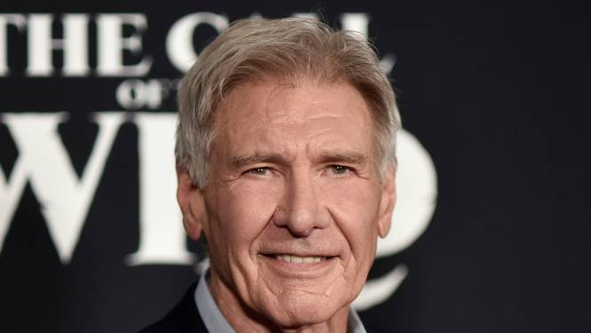 Harrison Ford weer gespot op Indiana Jones-set na blessure