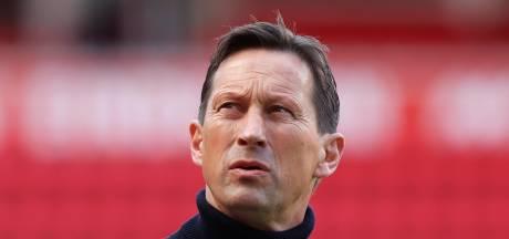 Roger Schmidt vindt dat PSV het op zeventig procent wilde doen: 'Als je denkt dat dat kan, dan is het lastig'