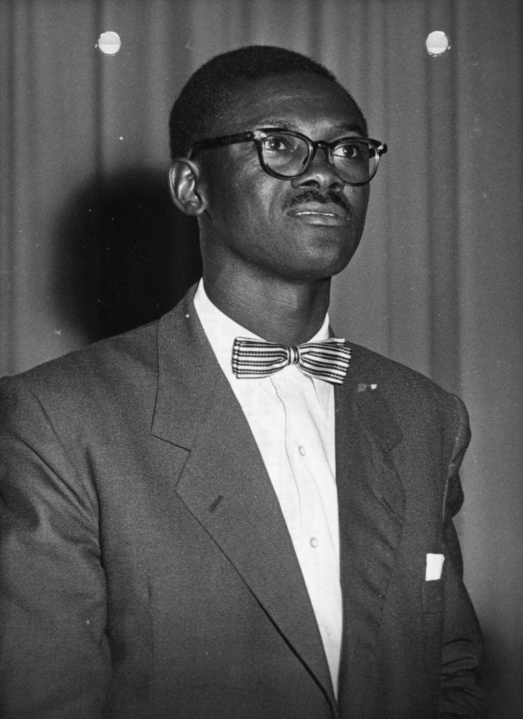 Patrice Lumumba. Beeld Belga