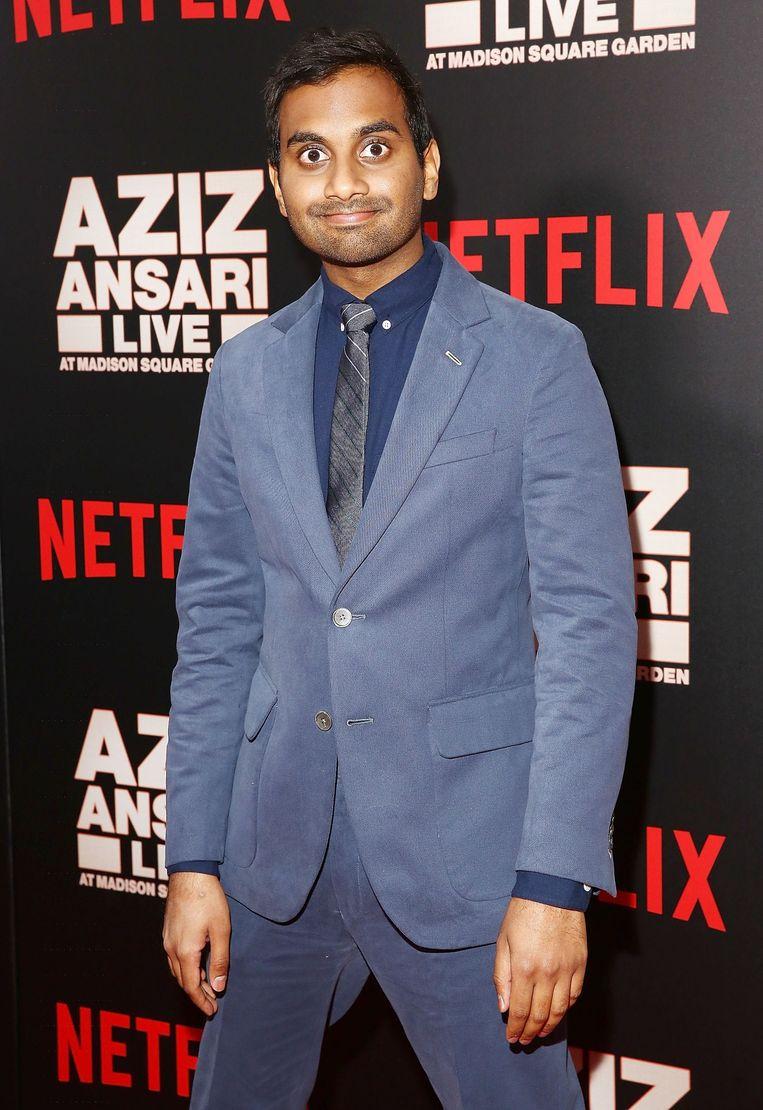 Aziz Ansari Beeld anp