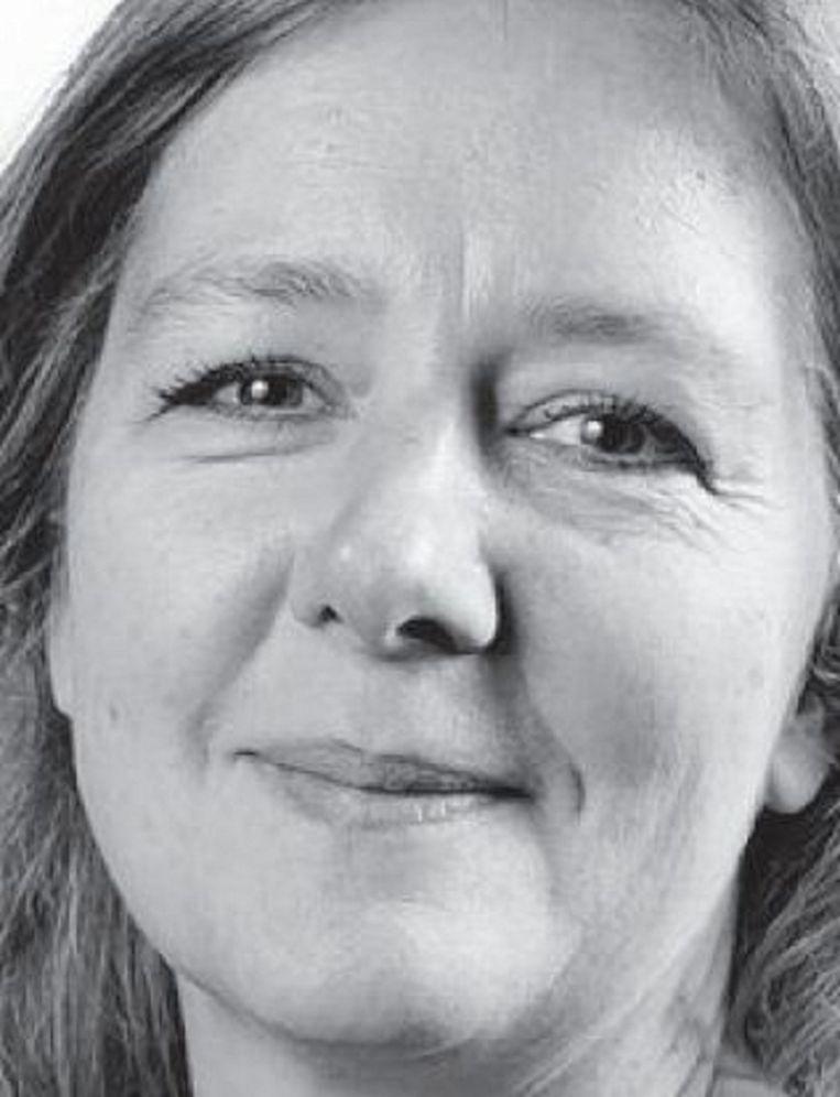 Esther-Mirjam Sent, hoogleraar economische theorie en economisch beleid aan de Radboud Universiteit Nijmegen Beeld